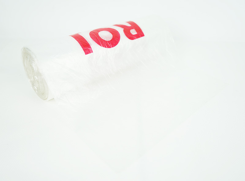 factory manufacture plastic transparent food bag on roll