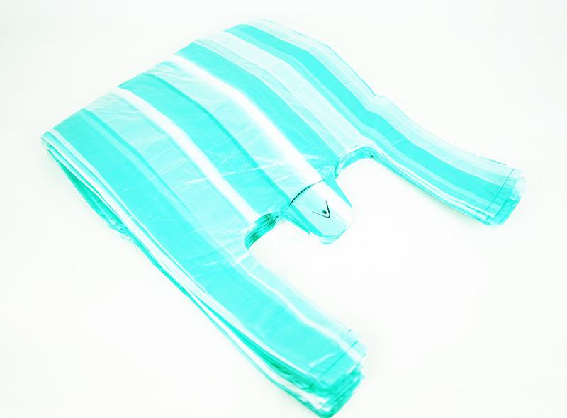 Custome Plastic T Shirt Shopping Bag