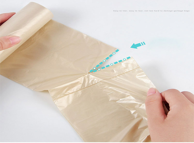 Disposable Kitchen Trash Bags