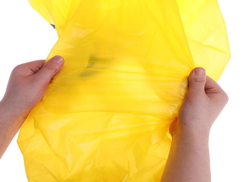 Medical Biohazard Garbage  Bag