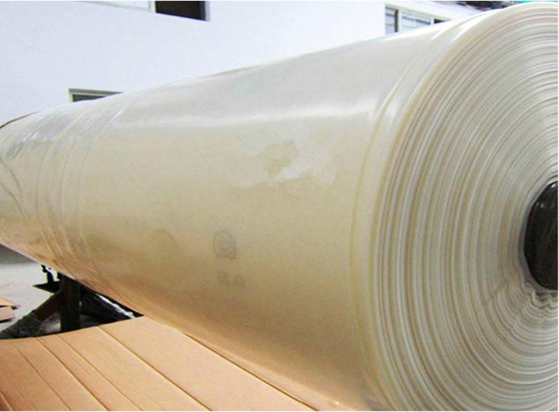 Agriculture Plastic Film On Rolls