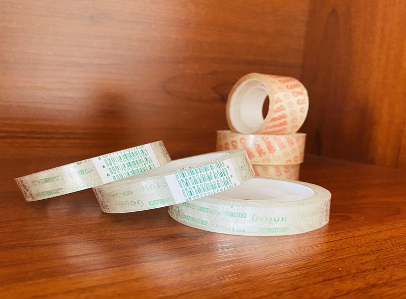 BOPP Mini Adhesive Tape