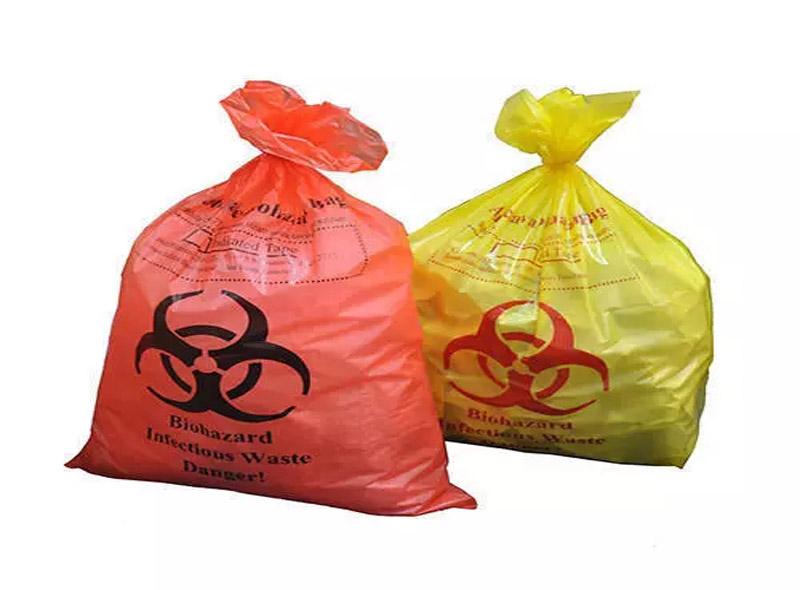 Heavy Duty Clinical Waste Bag
