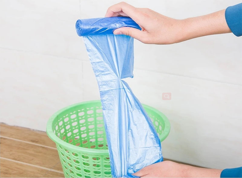 Disposable Colorful Kitchen Cleaning Bag