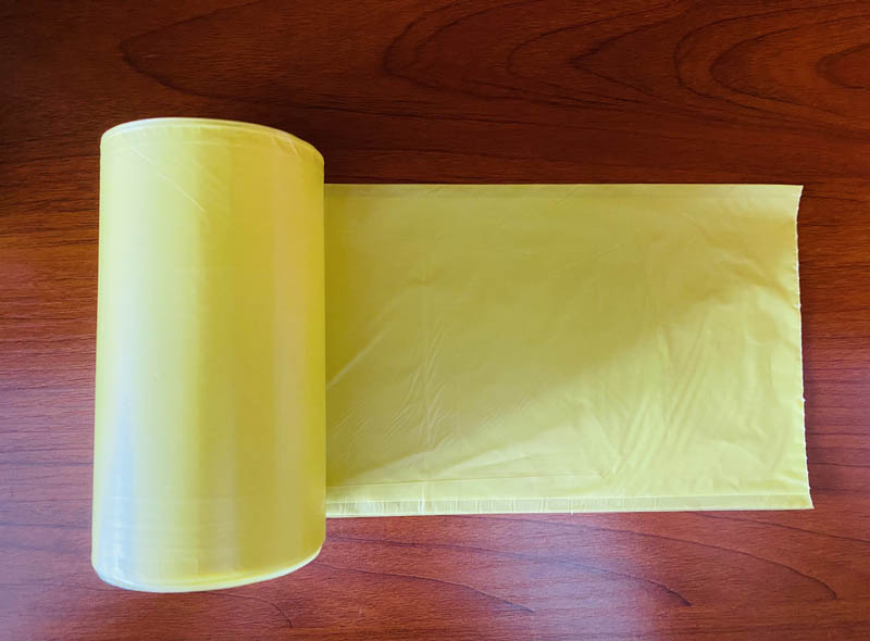 Disposable Household Flat Garbage Bags