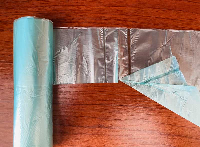 Disposable Household Vest Garbage Bags