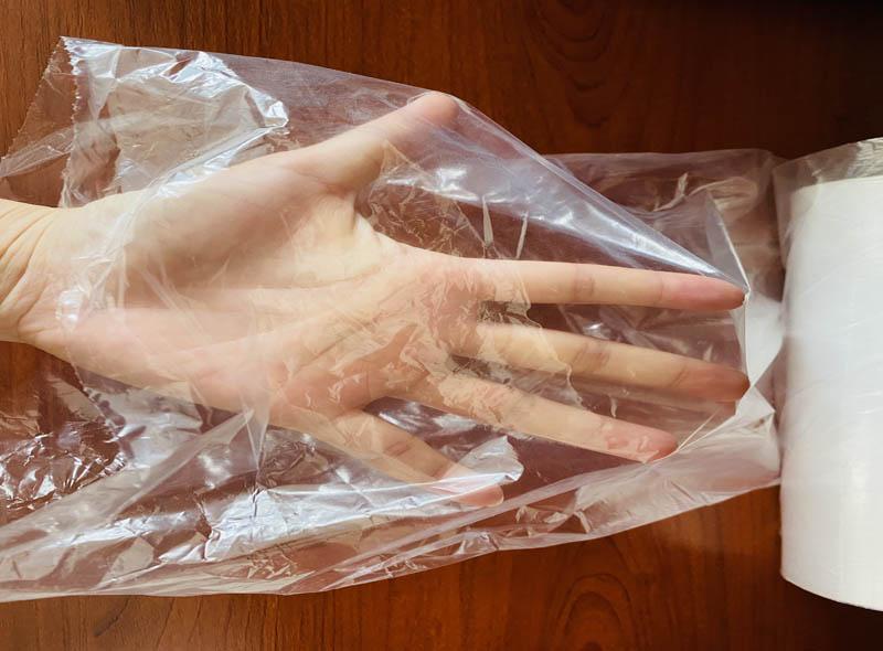 LDPE Food Storage Bags Roll