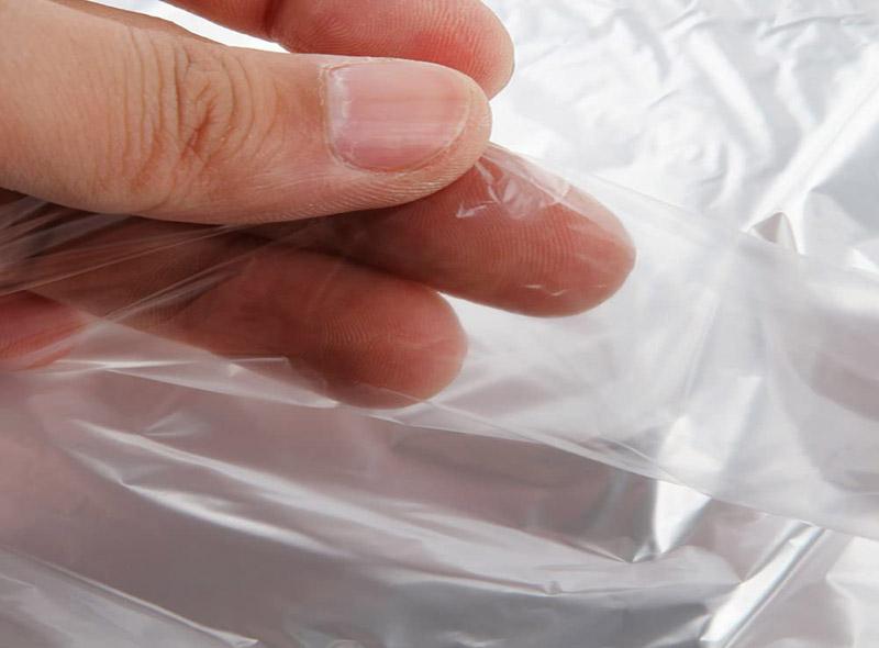 Clear Plastic Garment Bag On Roll