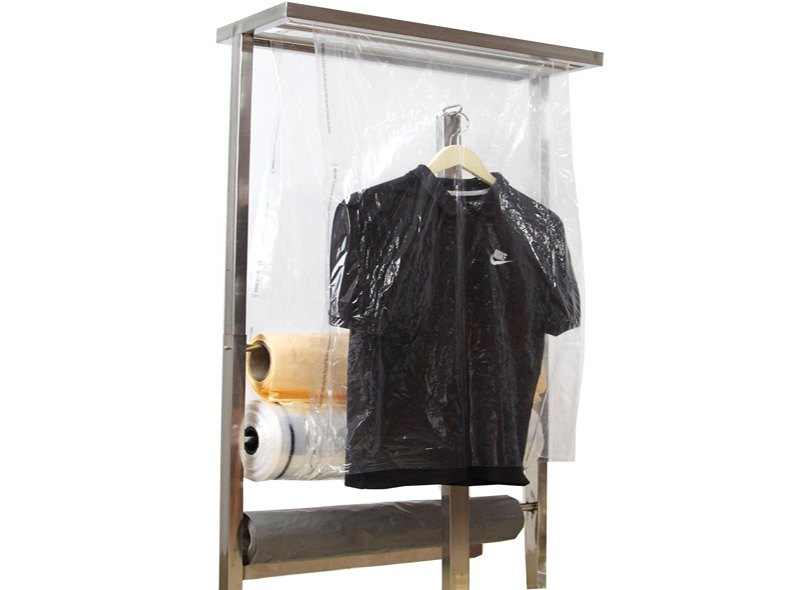 Plastic Dry Cleaning Garment Bag on Roll