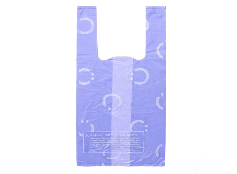 Disposable Purple Diaper Sacks