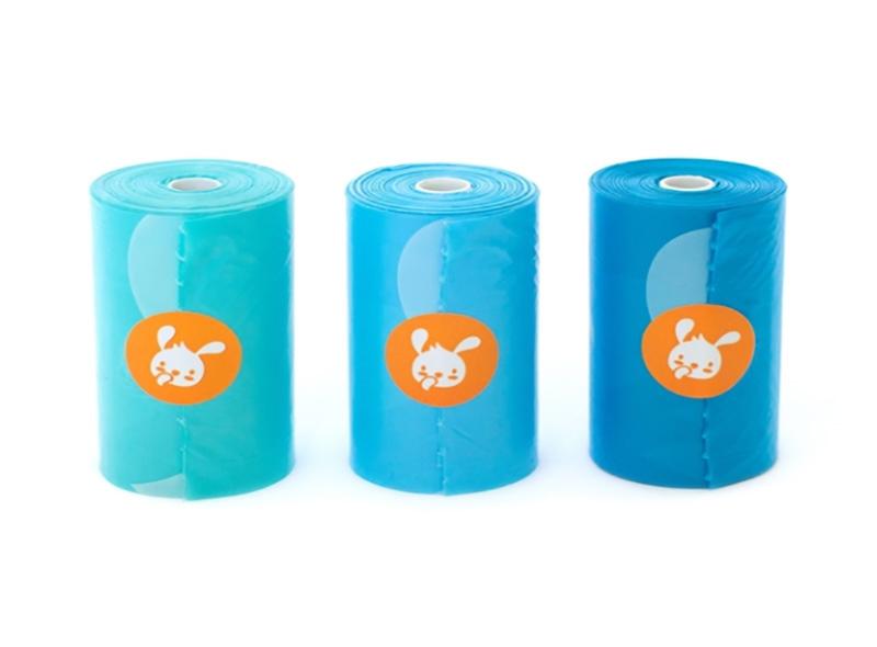 Disposable Pet Bag With Dispenser