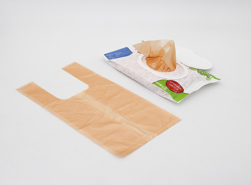 Orange Scented Disposable Baby Diaper Sacks