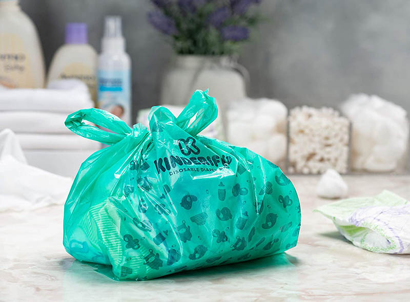 Baby Disposable Diaper Bags