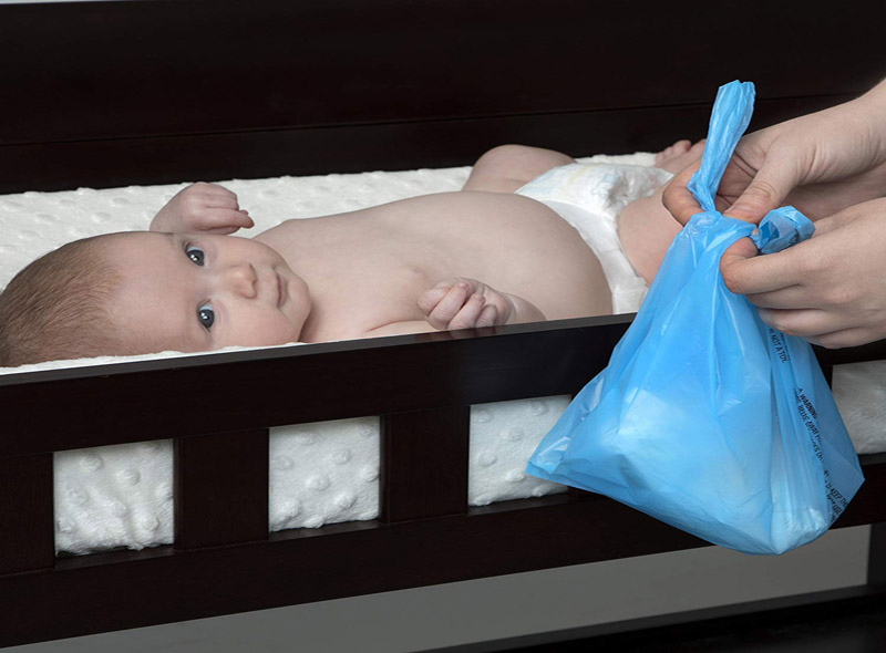 Disposable Diaper Bags