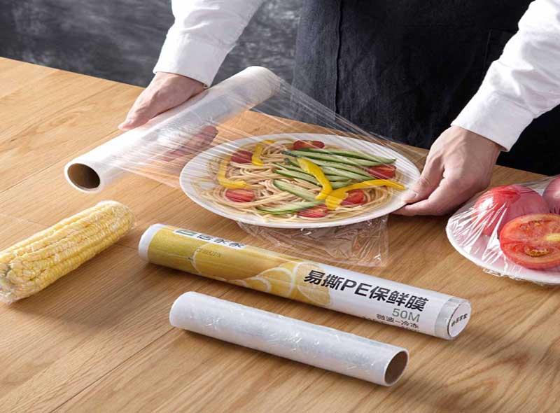 Plastic Food Wrap